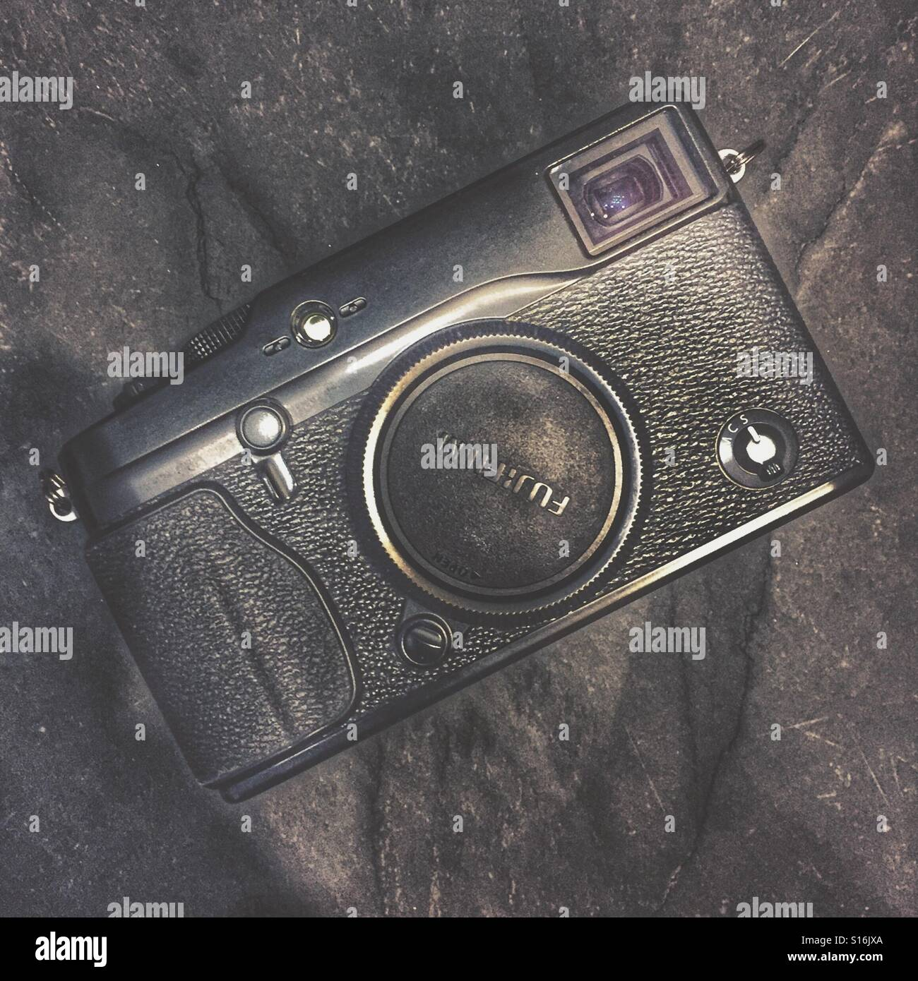 Fujifilm x pro - Stock Image