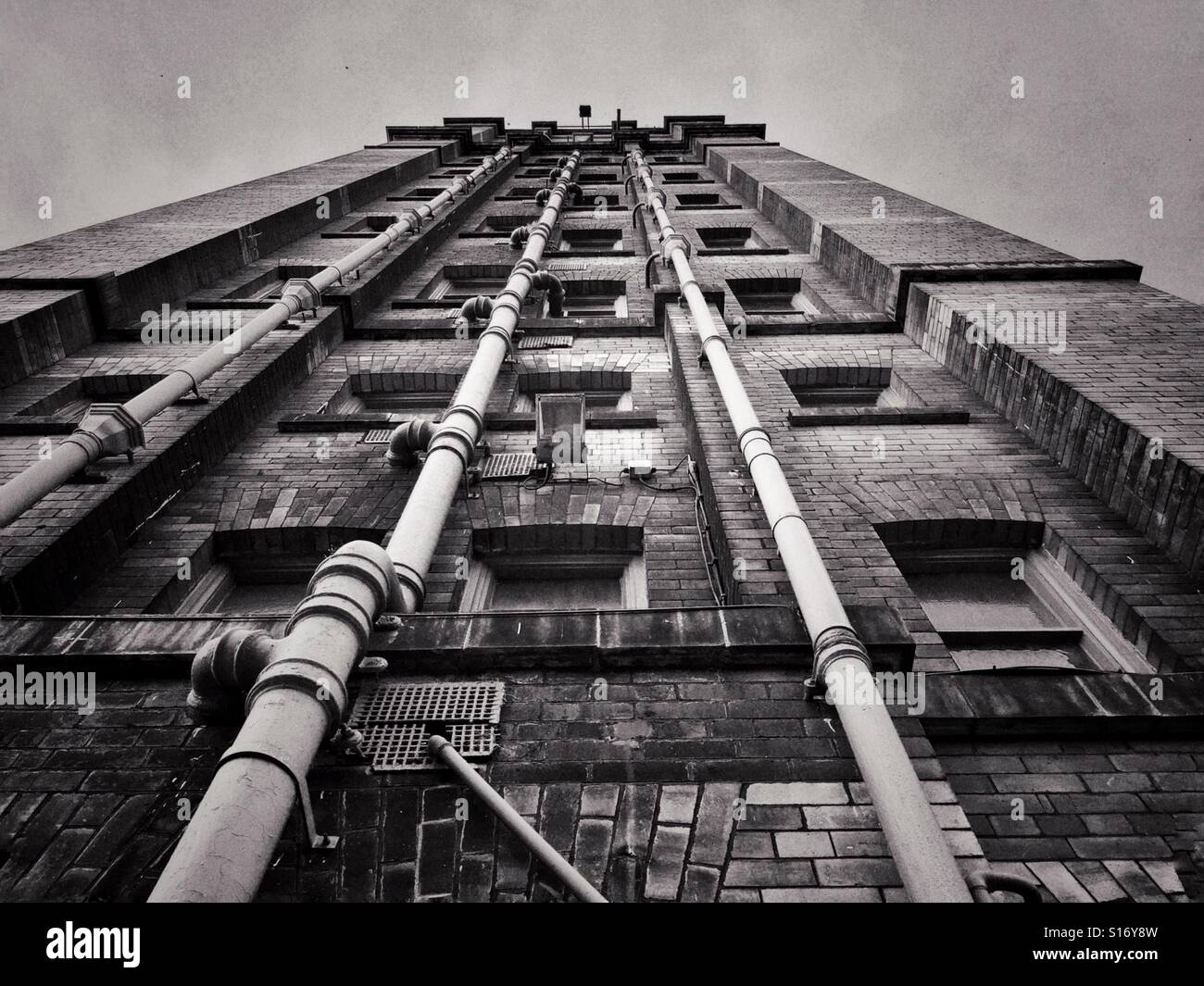 Pear Mill, Stockport - Stock Image