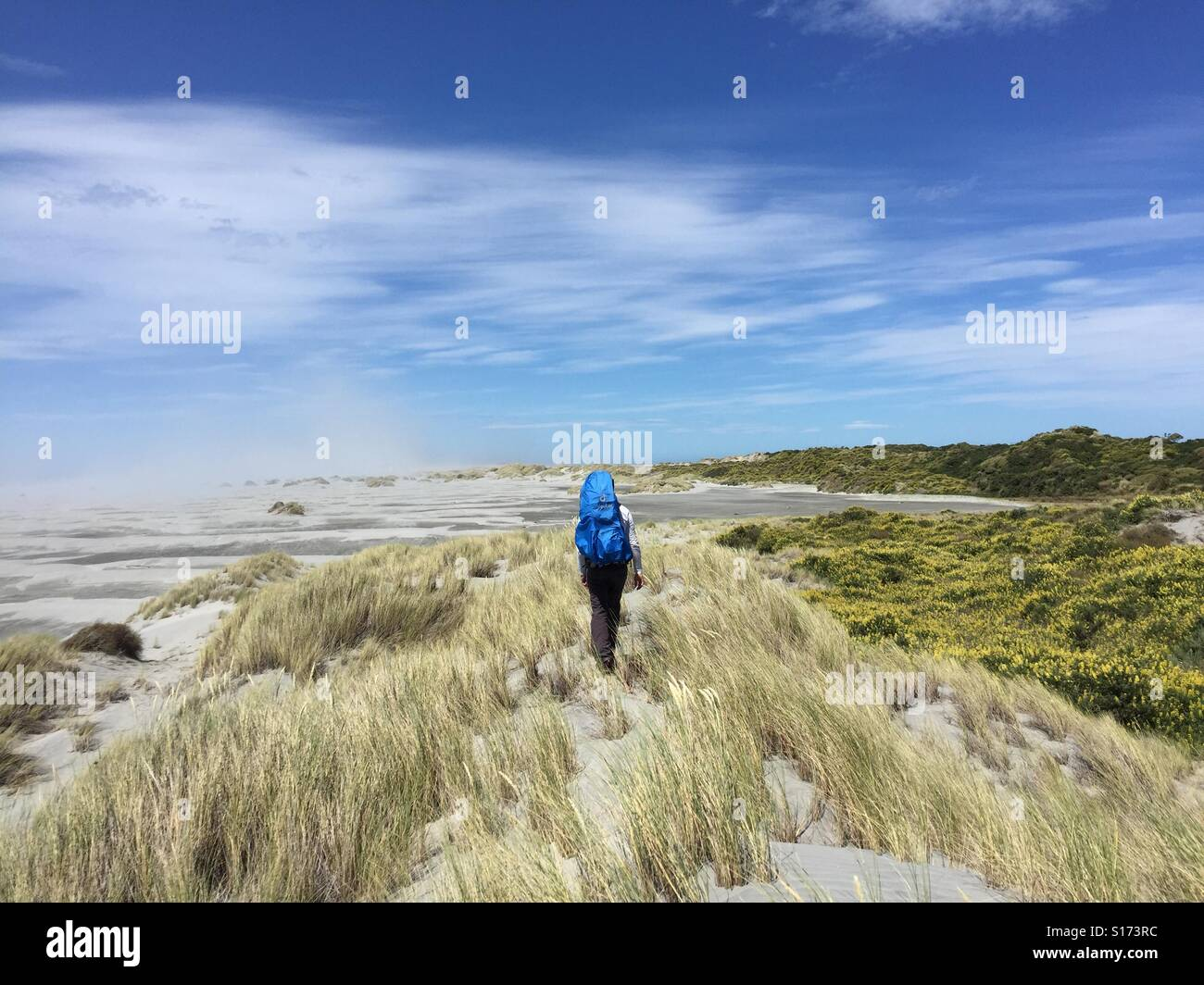 Wanderlust - Stock Image