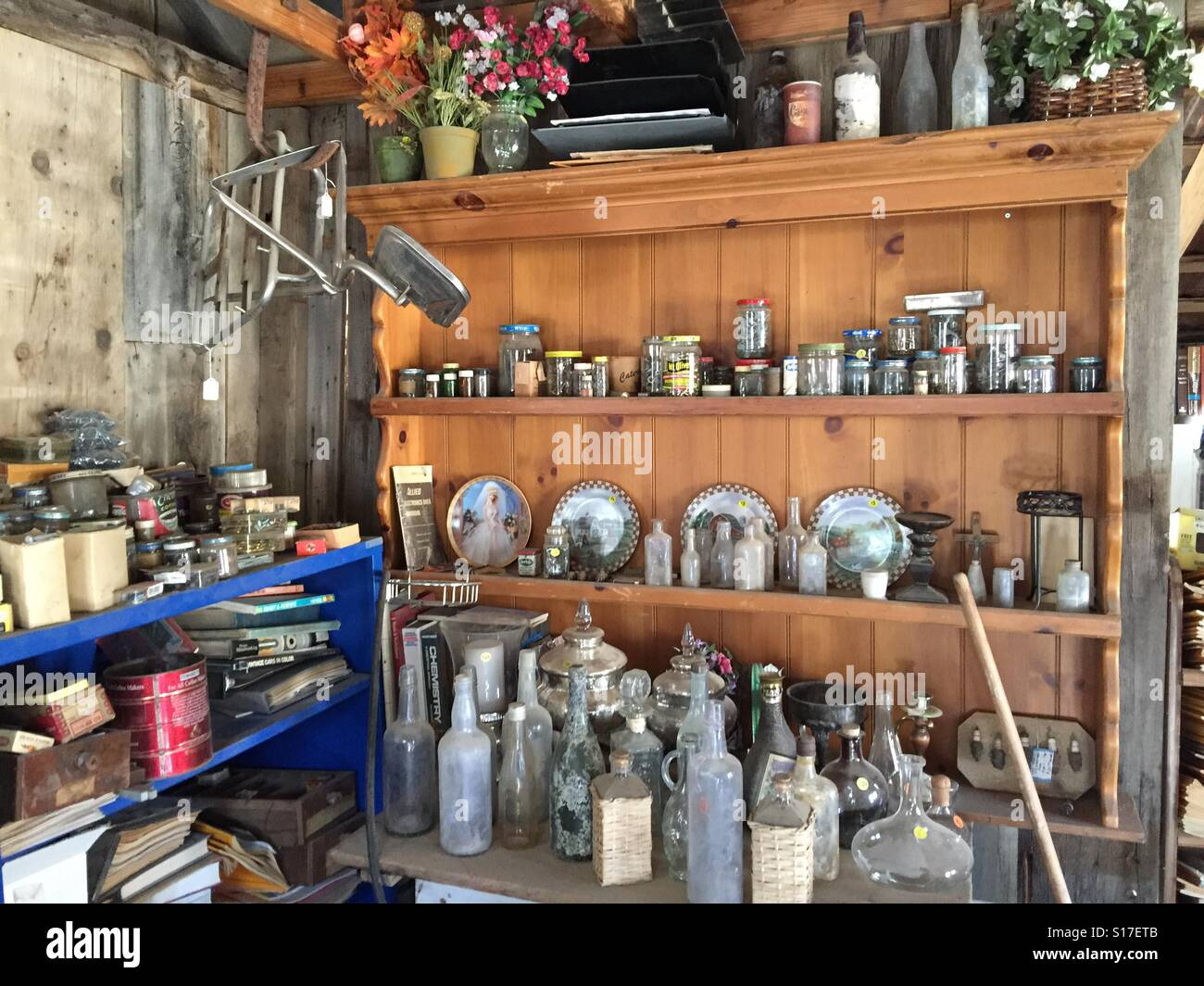 Antiques - Stock Image