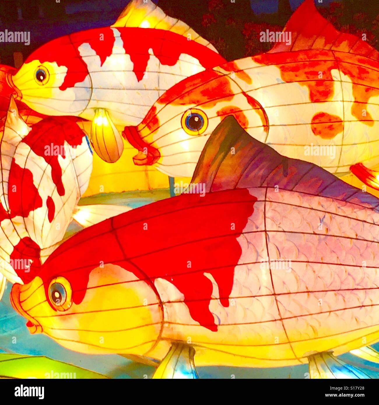 Colorful Colorful Coy Fish Frieze - Coloring Page - senderolasbrumas ...