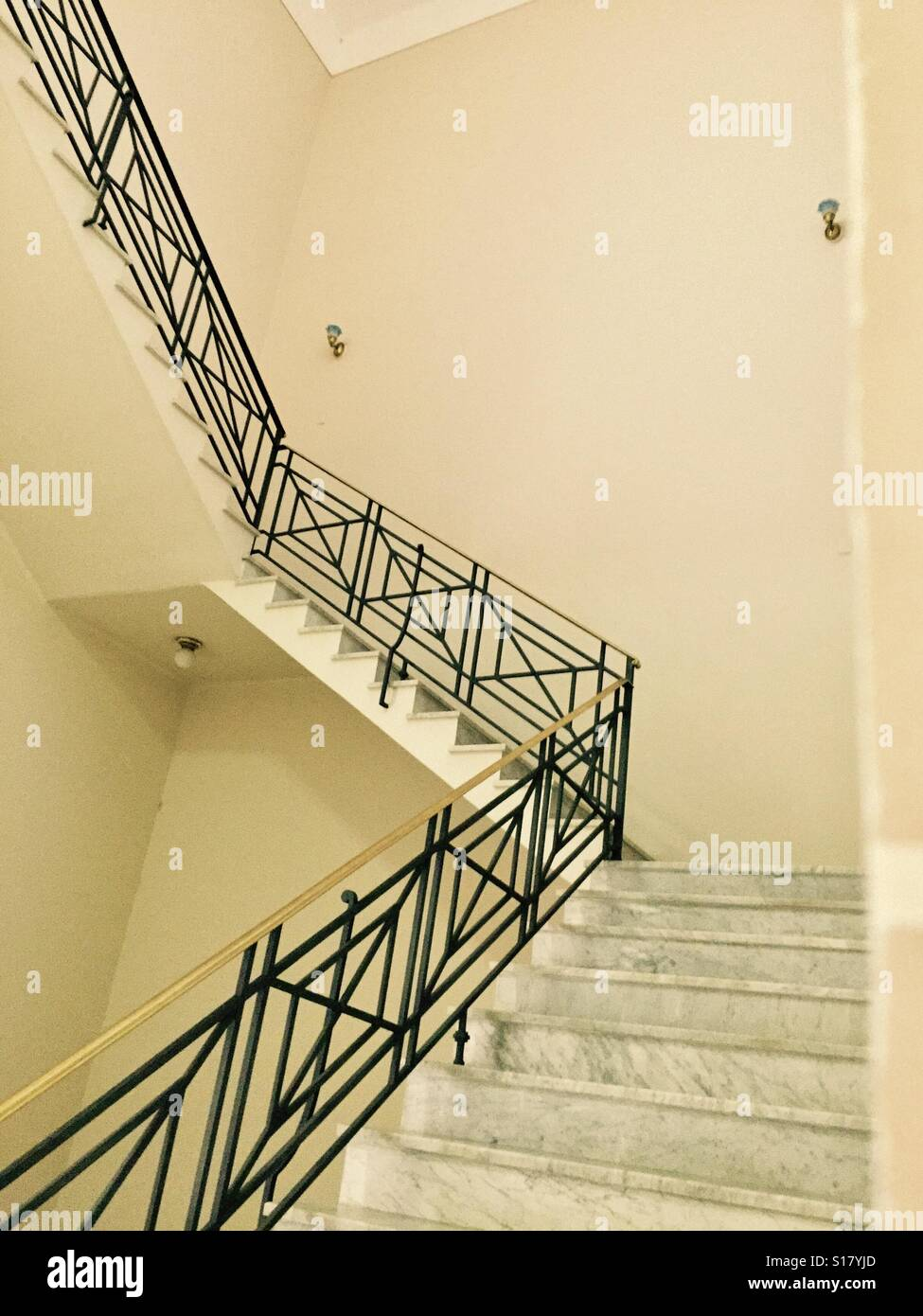 Wrought Iron Banisters Stock Photos & Wrought Iron Banisters Stock ...