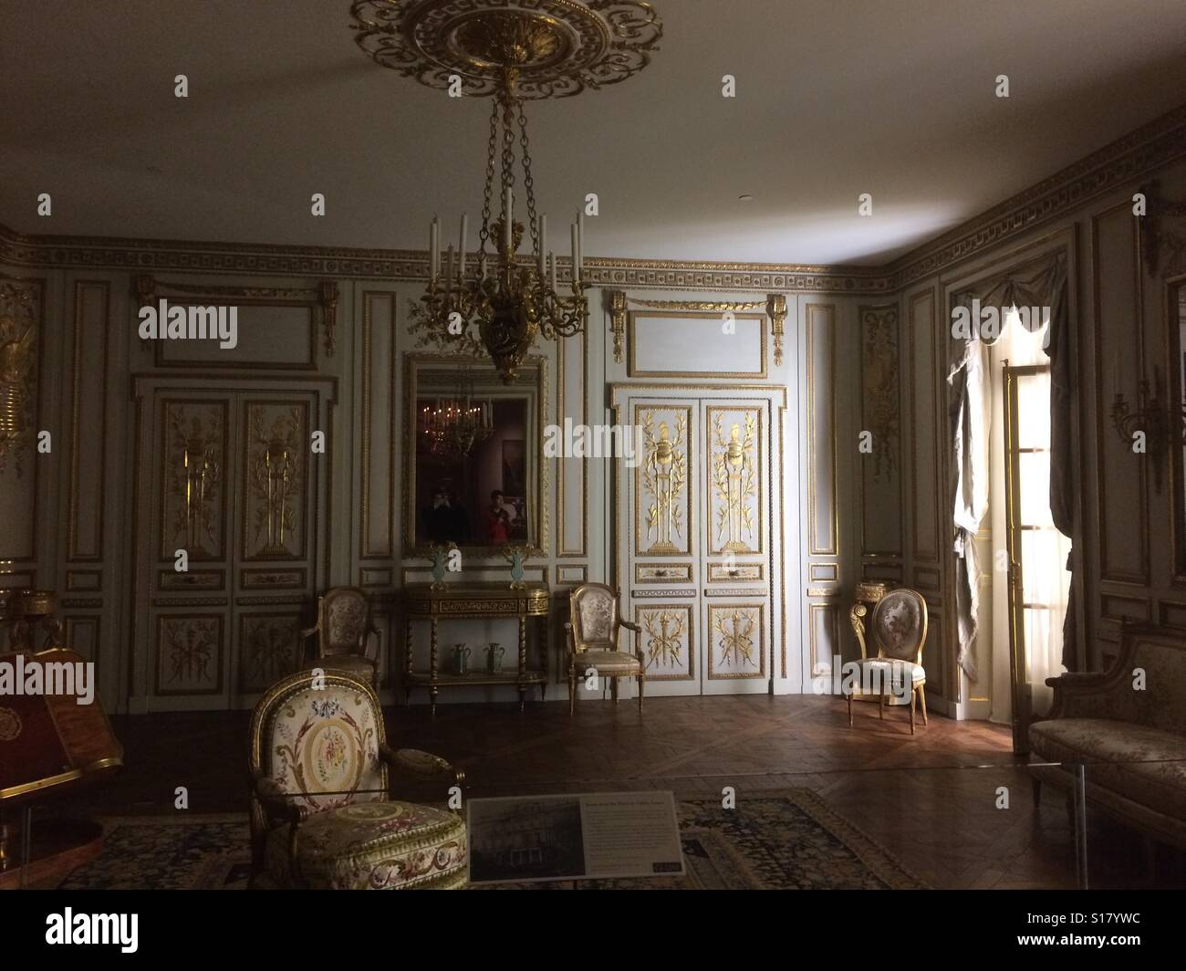 Victorian Style Living Room Stock Photo: 310576824 - Alamy