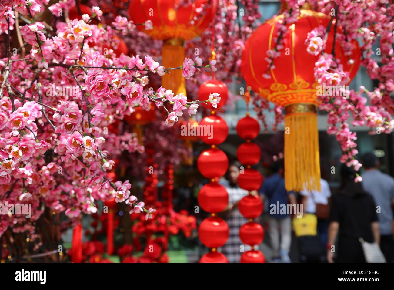 Chinese New Year - Stock Image