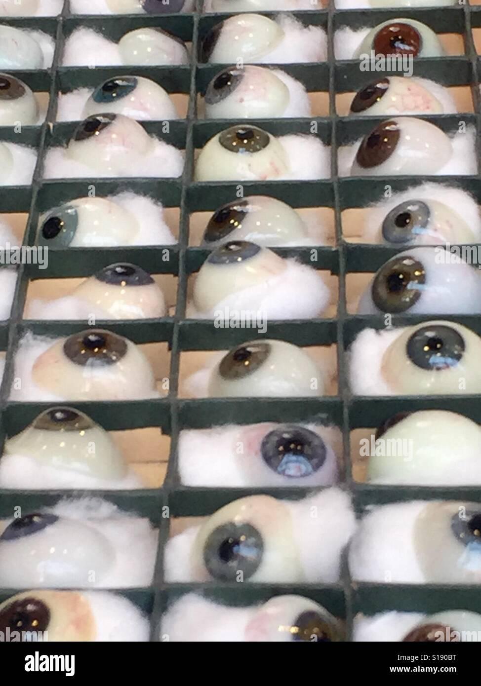 Eyes - Stock Image