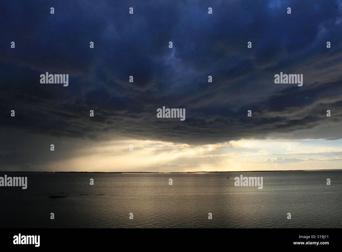 Armageddon - Stock Image