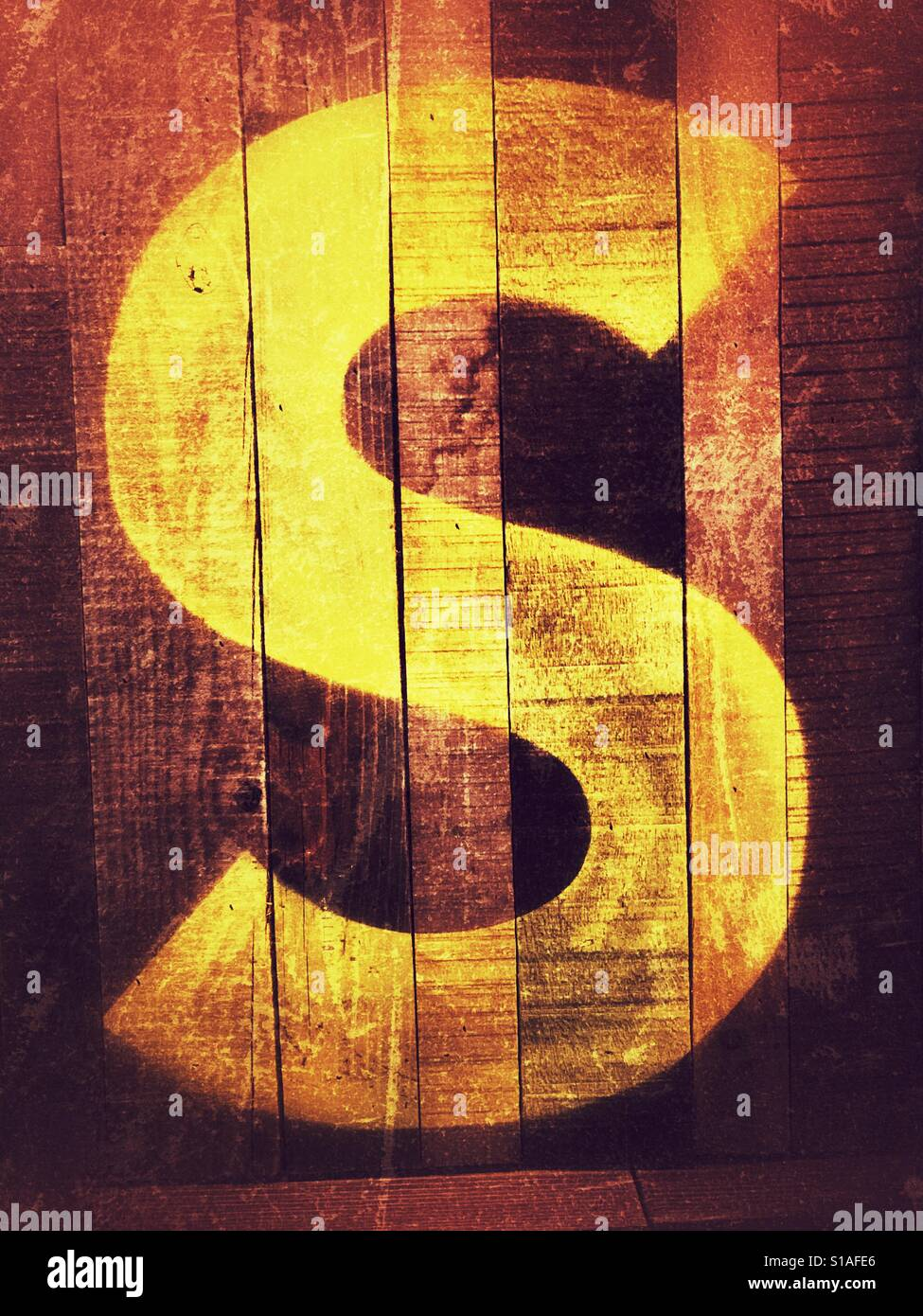 Letter S Stock Photos & Letter S Stock Images - Alamy