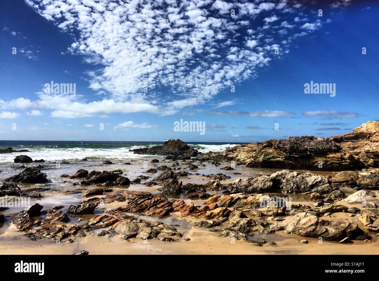 Corona Del Marr beach - Stock Image