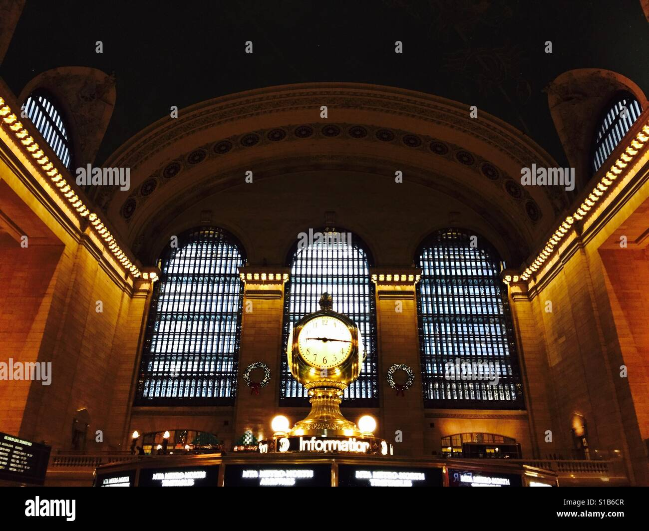 Grand Central Station, New York - Stock Image