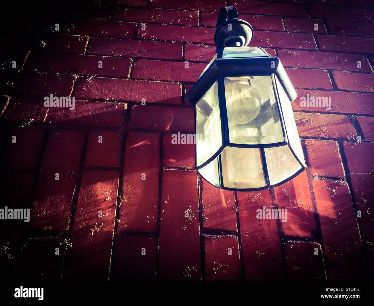 Light and shadows - Stock Image