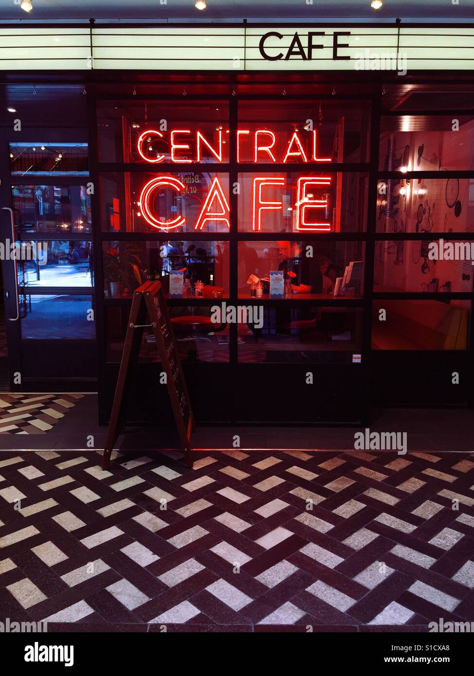 Picturehouse Central - Stock Image