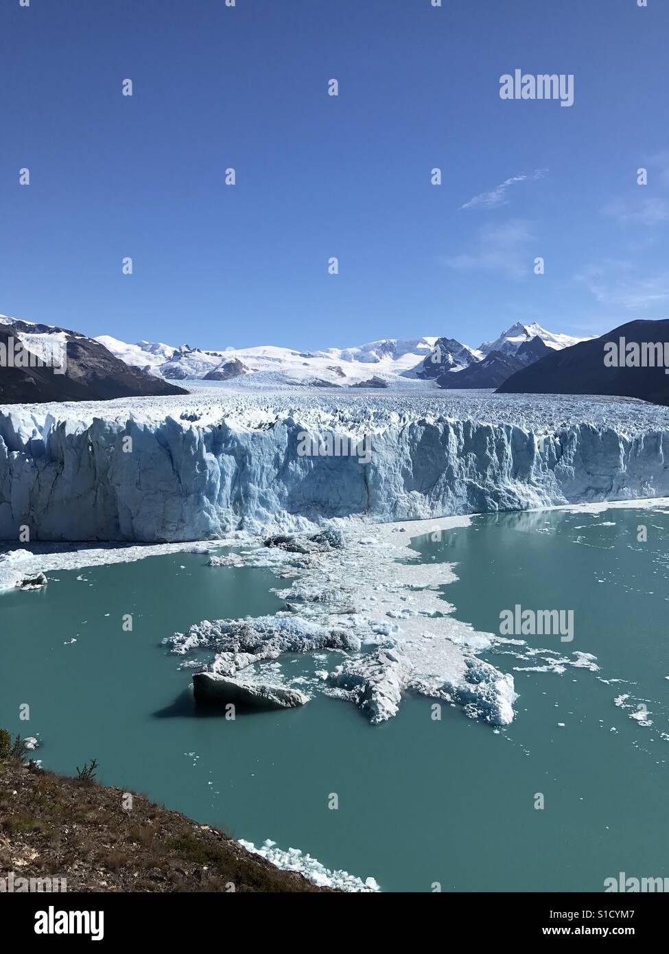 Perito Moreno, Argentina - Stock Image