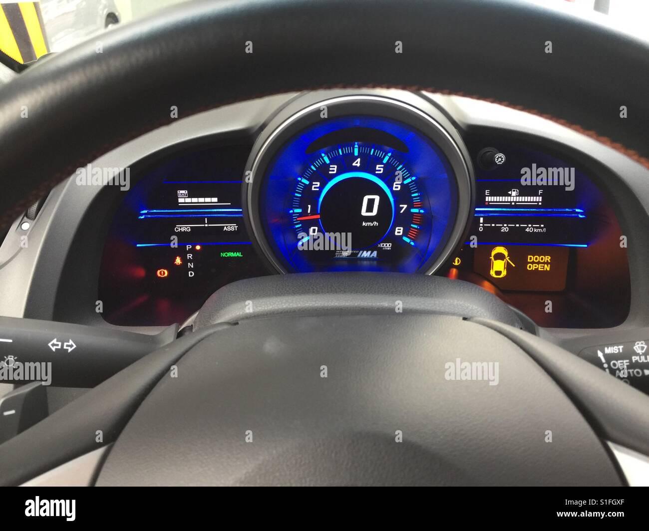 Honda CR-Z - Stock Image