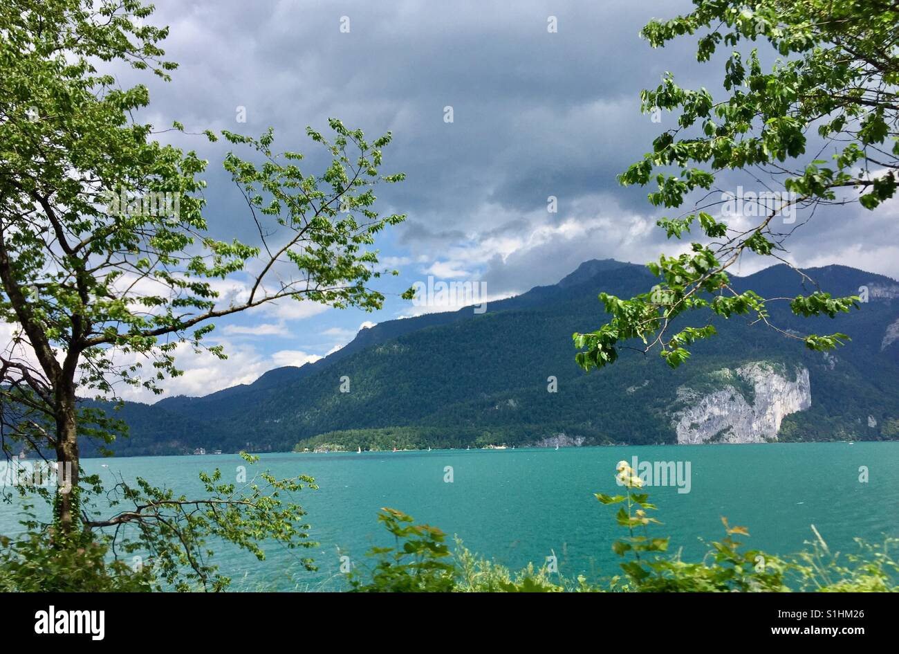Wetter Wolfgangsee