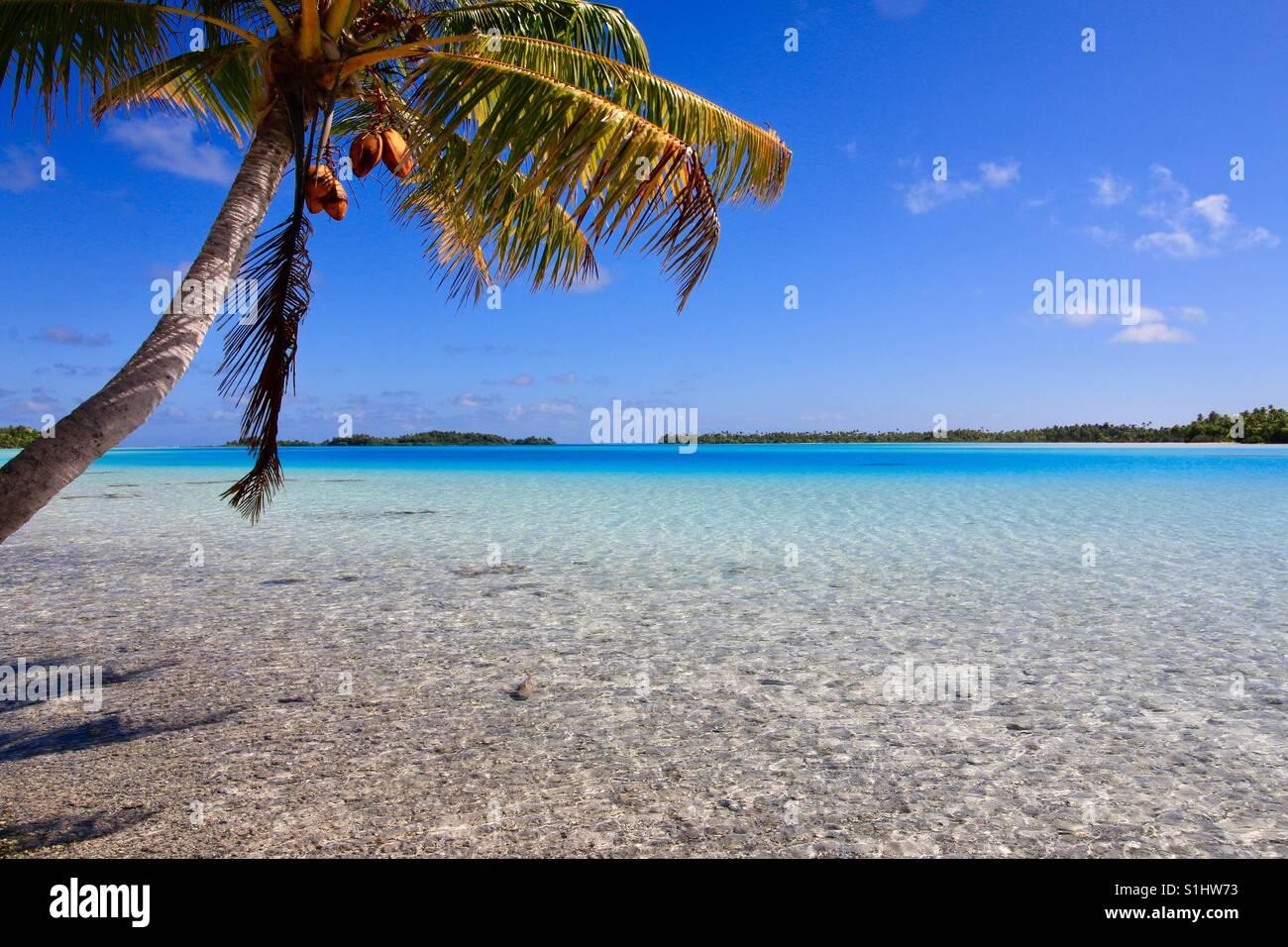 Paradise - Stock Image