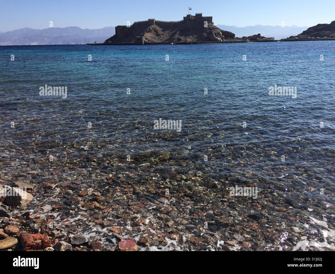 From south Sinai 🌊 - Stock Image
