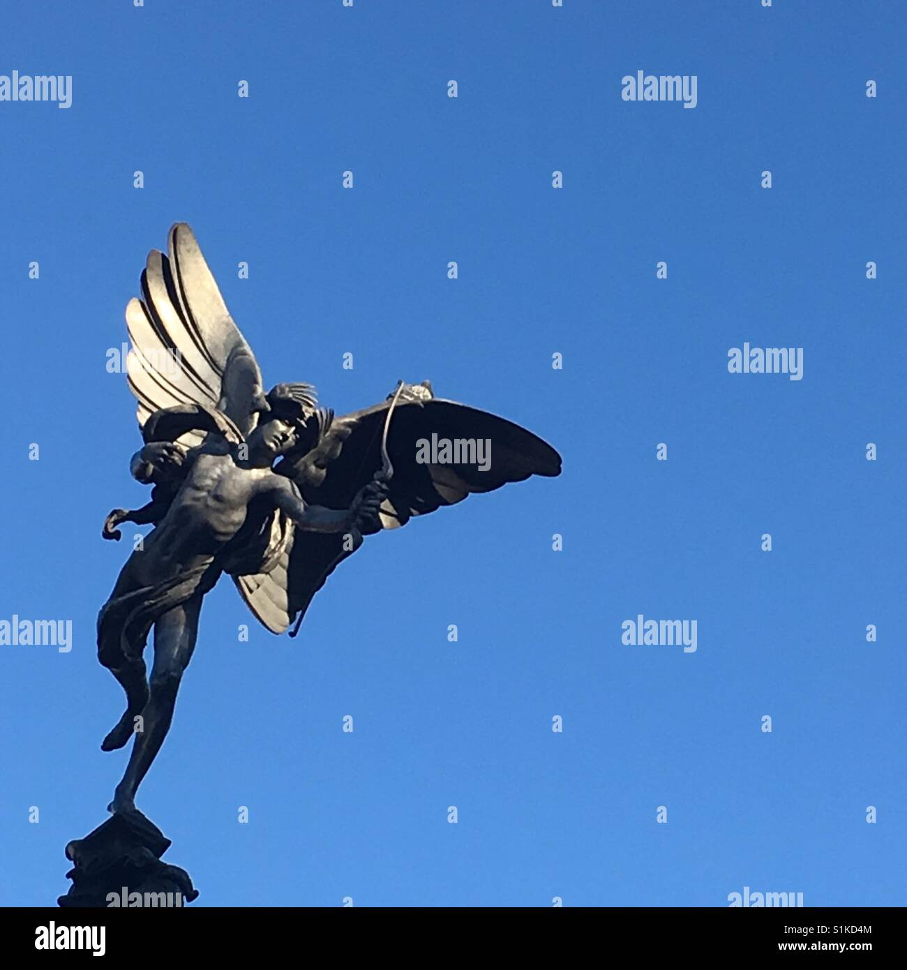 Waiting for Cupid - Stock Image