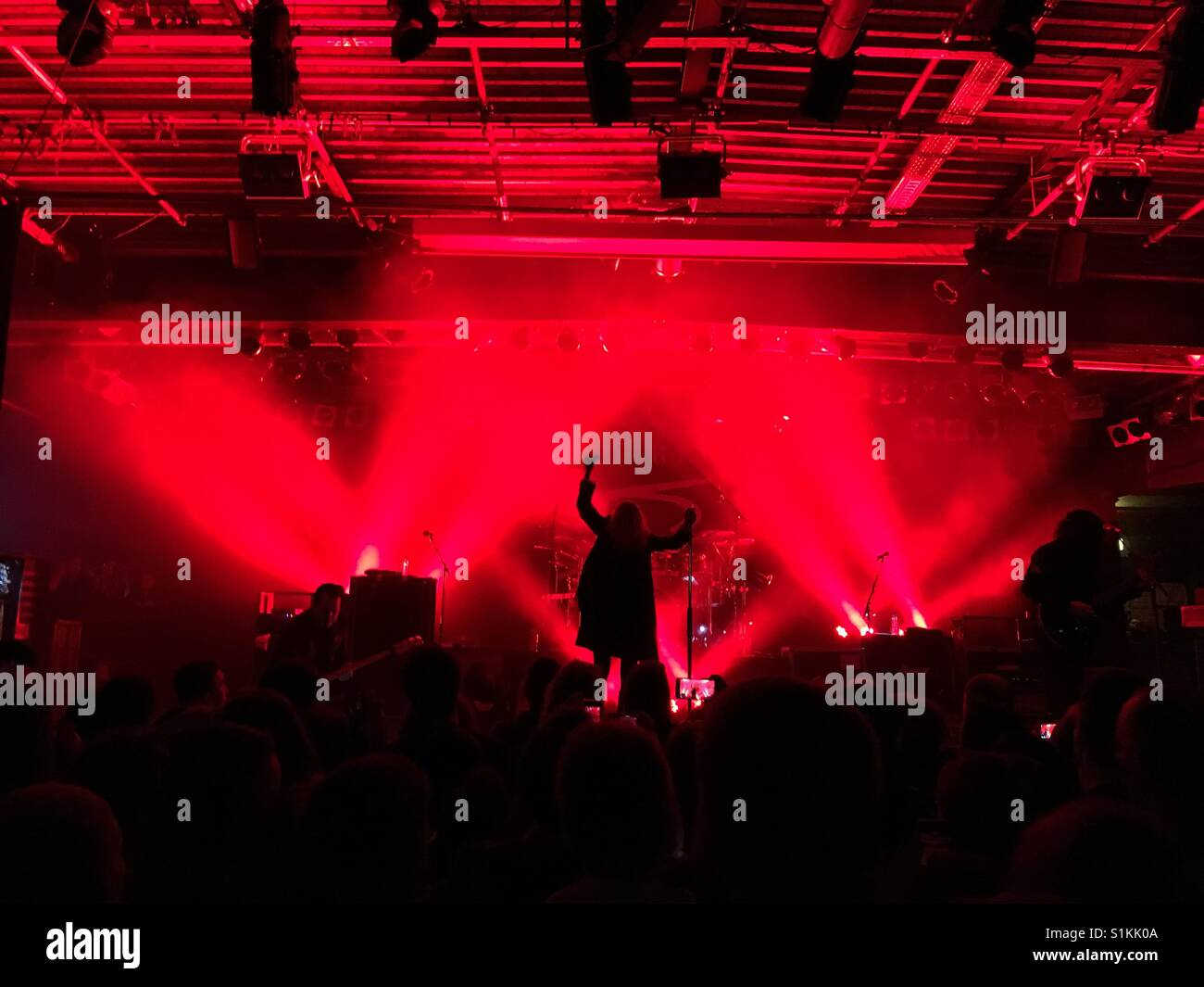 The pretty reckless concert stock photo 310833274 alamy the pretty reckless concert m4hsunfo