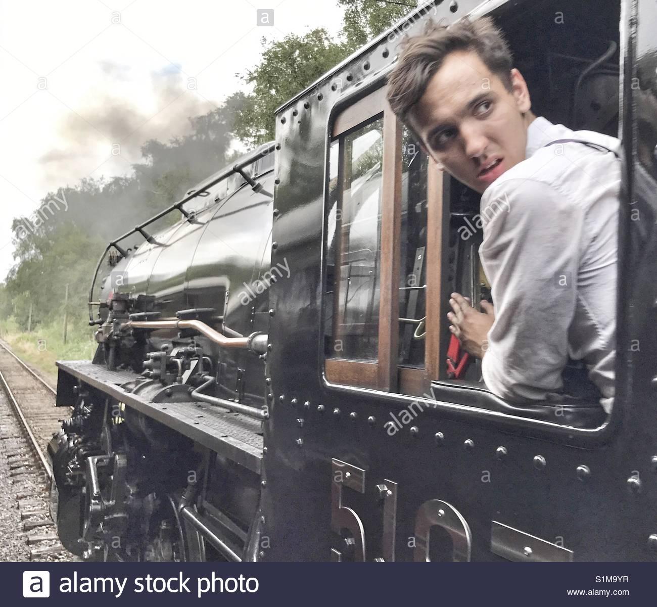 Staffordshire's 'Little Switzerland' - Stock Image