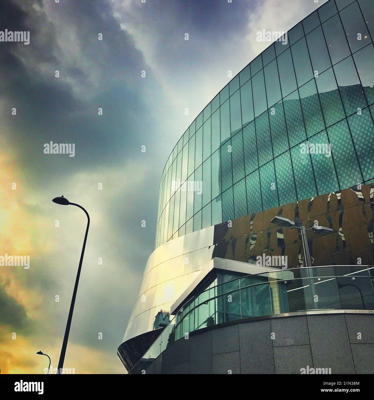 Grand Central Station formerly known as New Street Station, Birmingham, UK - Stock Image