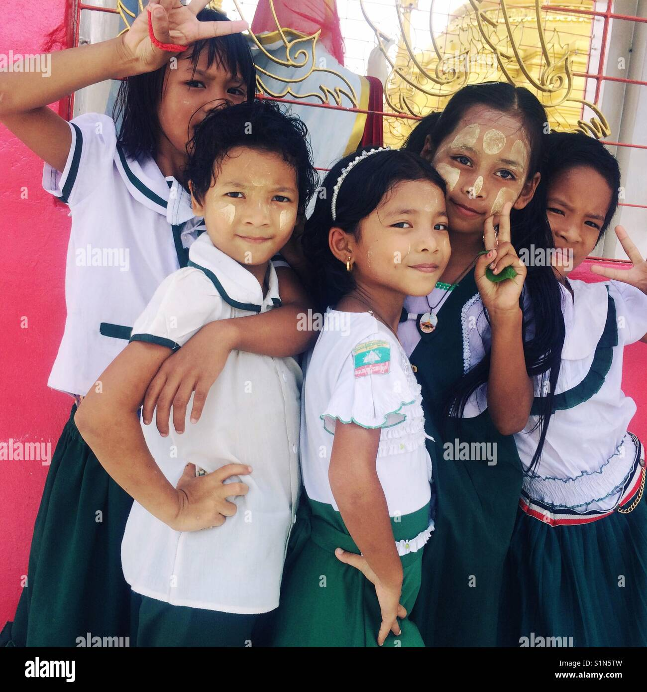 Reply))) burmese teen in action are