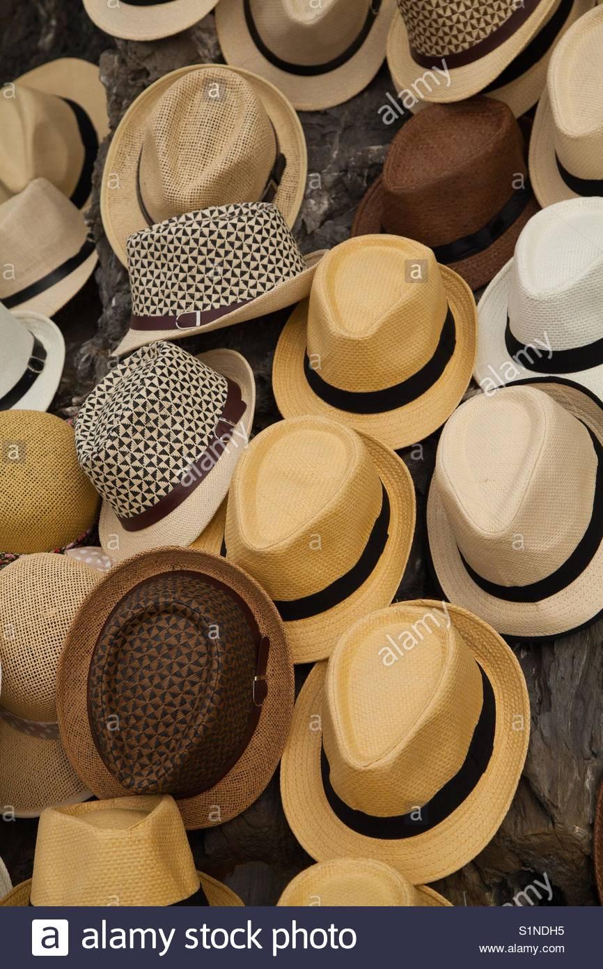 Sombrero... - Stock Image
