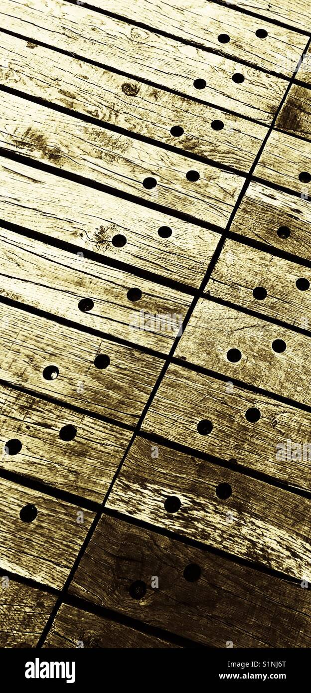 Old Floorboards Stock Photos & Old Floorboards Stock Images