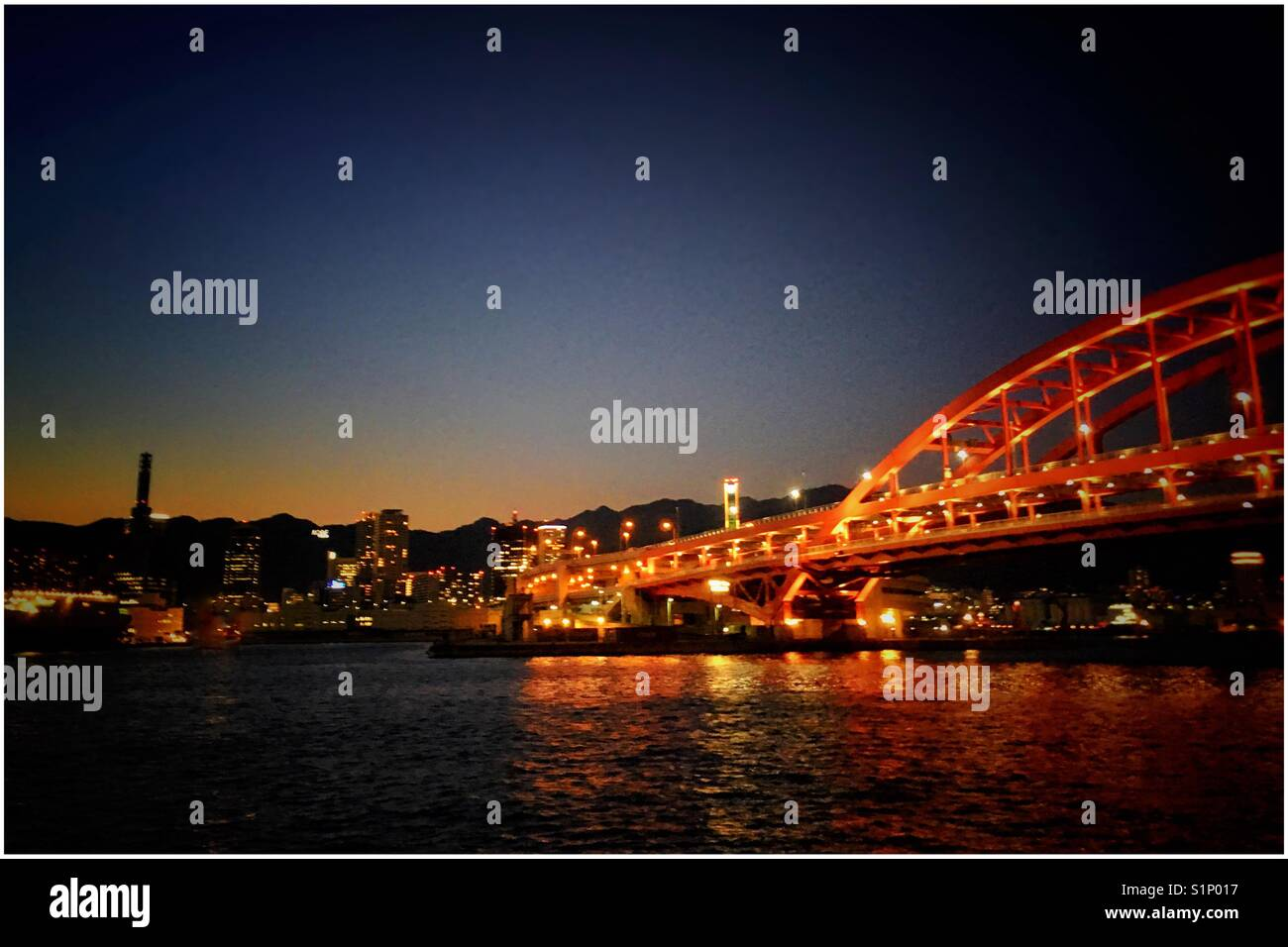 Bridge - Stock Image