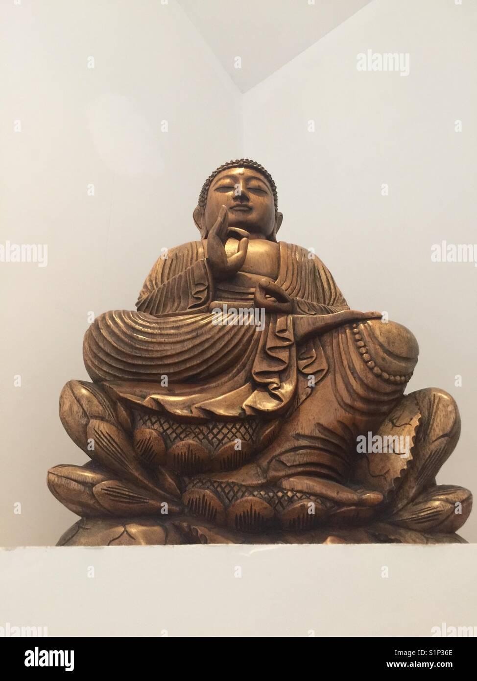 Compassionate Buddha - Stock Image