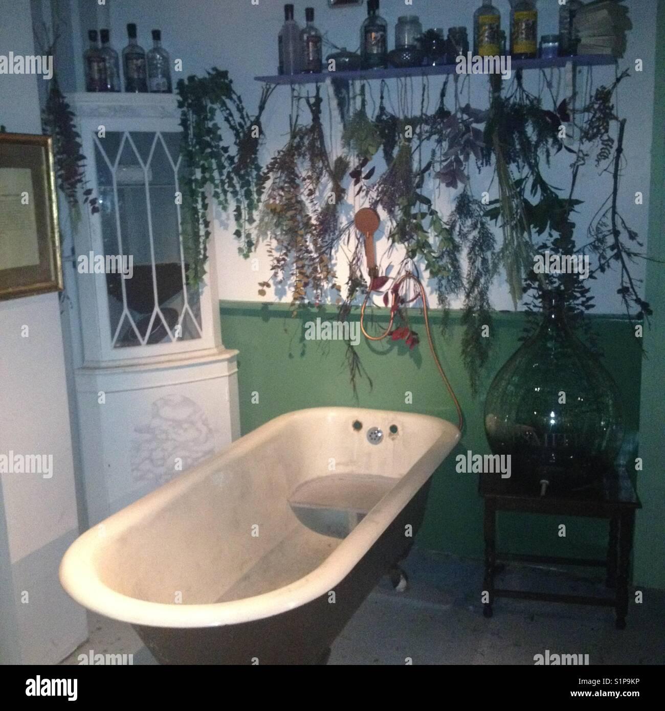Bathtub Gin Stock Photo Alamy