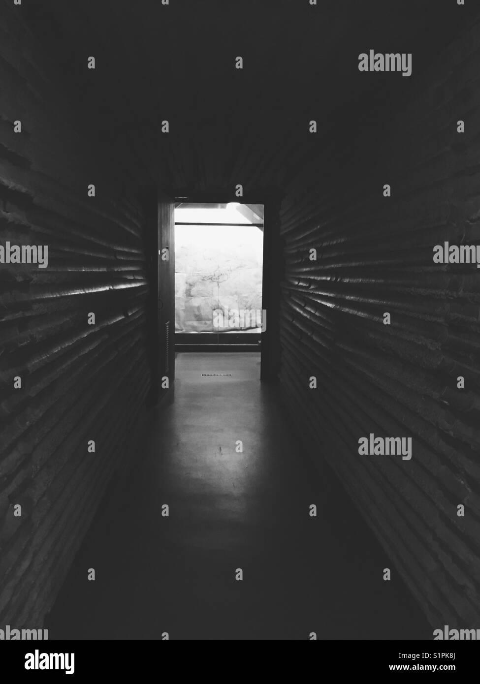 Churchill War Rooms Stock Photo