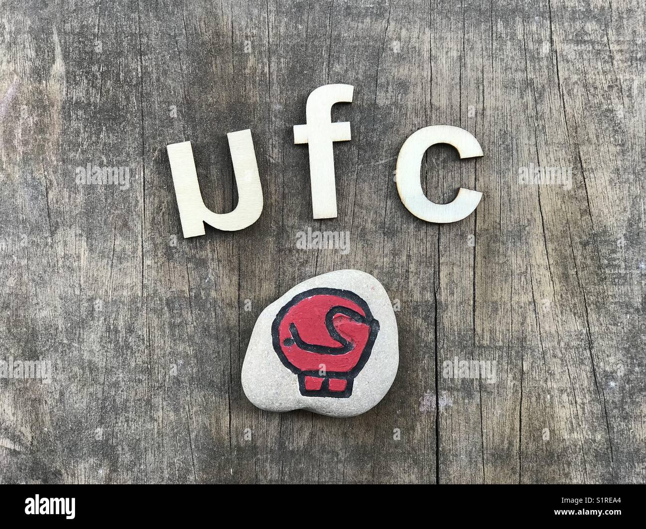 UFC, Ultimate Fighting Championship - Stock Image