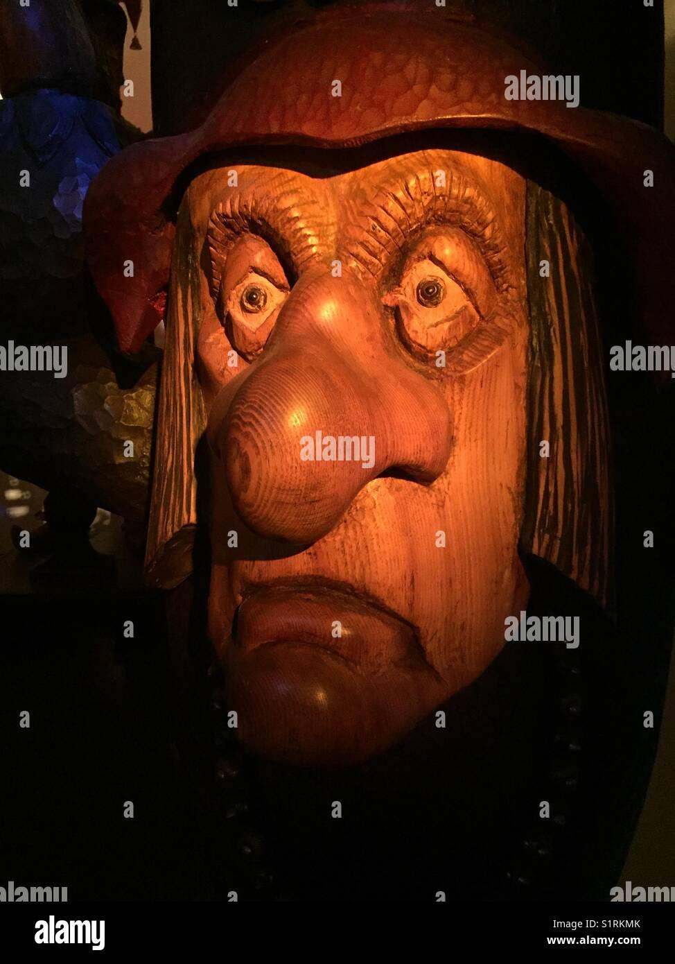 Sharmanka Kinetic Theatre - Stock Image