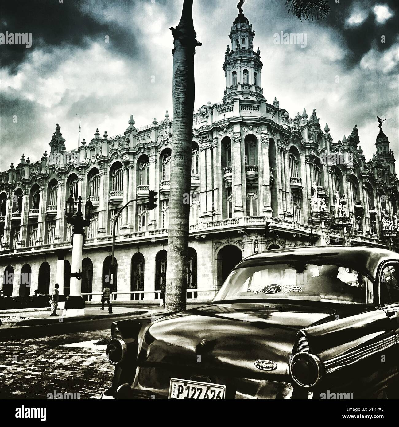 Havana centroStock Photo