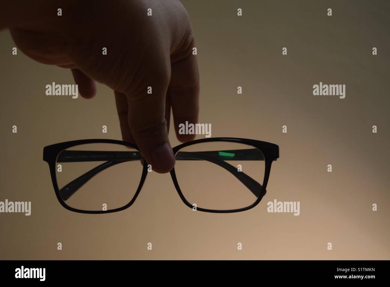 Spectacle - Stock Image