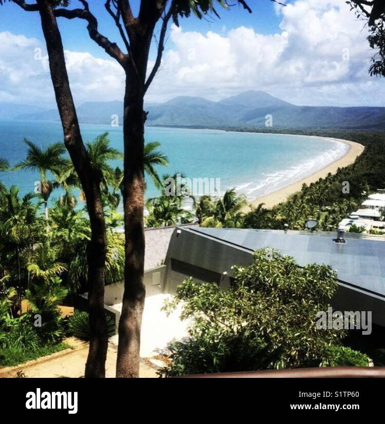 Port Douglas, Far North Queensland, Australia.  What a beautiful place on earth - Stock Image