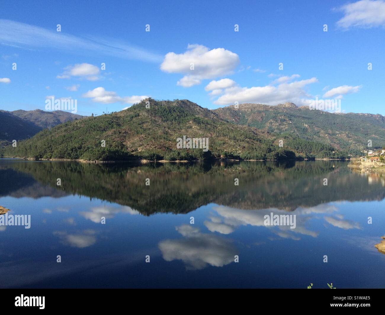 Mirror - Stock Image