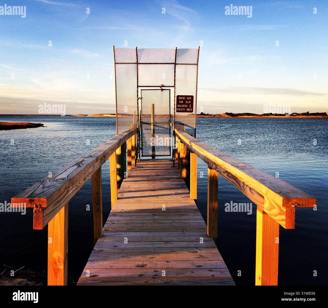 Grays Beach, Yarmouth Port, Cape Cod, Massachusetts - Stock Image
