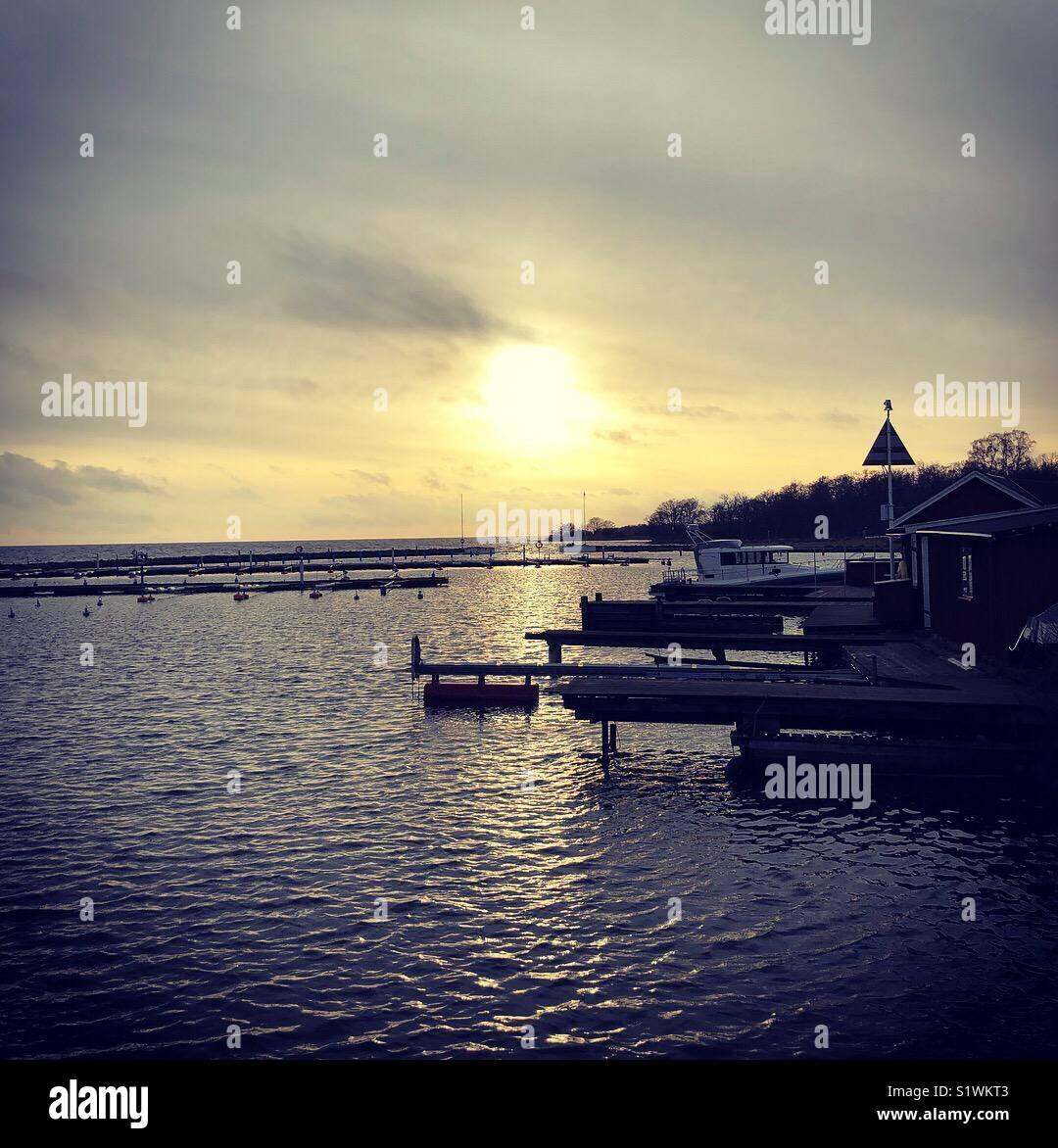 Kalmar, Sweden - Stock Image