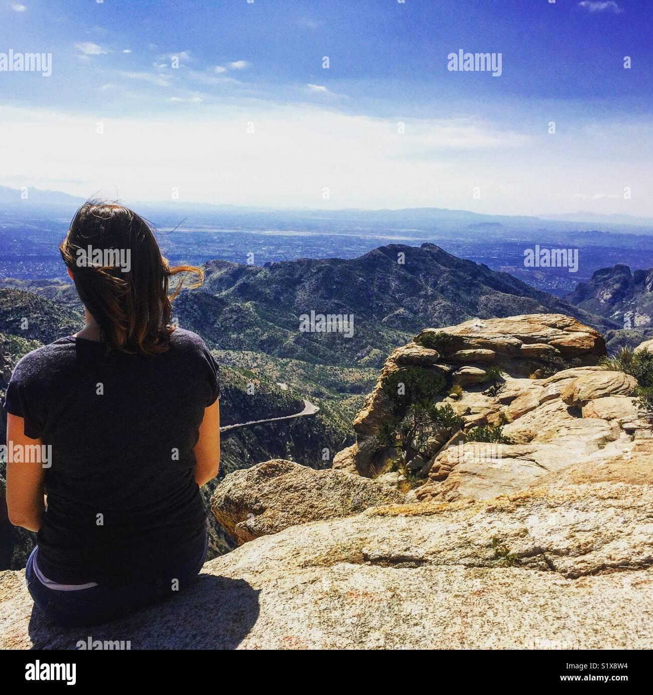 Arizona Beauty - Stock Image