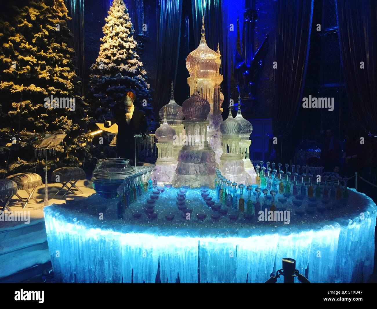 Yule ball - Stock Image