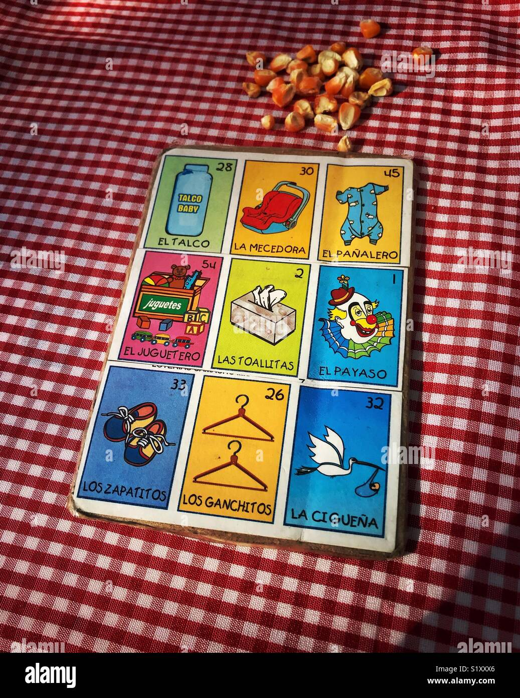 Loteria Stock Photos Loteria Stock Images Alamy