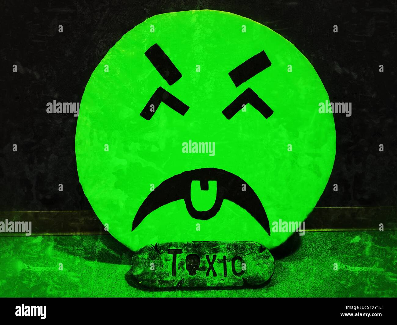 mr yuck stock photos mr yuck stock images alamy