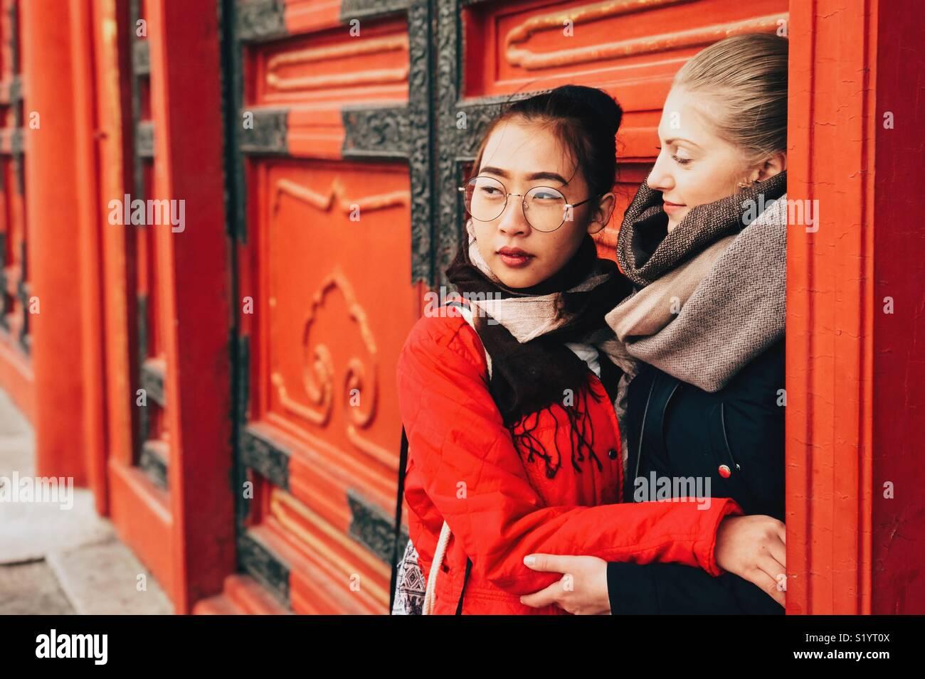 Forbidden City - Stock Image