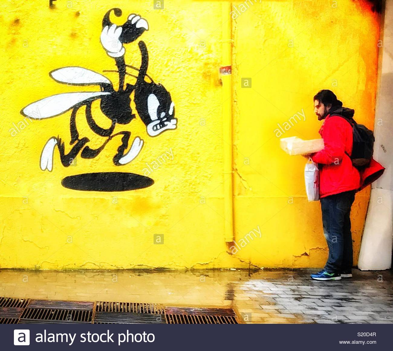 Bee Art Stock Photos & Bee Art Stock Images - Alamy