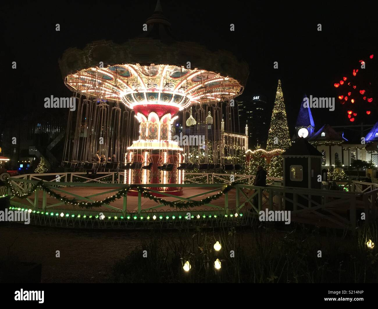 Carousel Garden Stock Photos & Carousel Garden Stock Images - Alamy