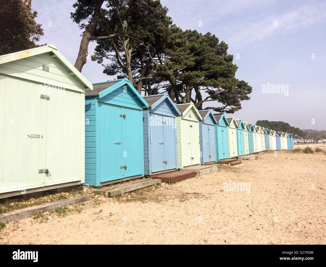 Avon beach toilet