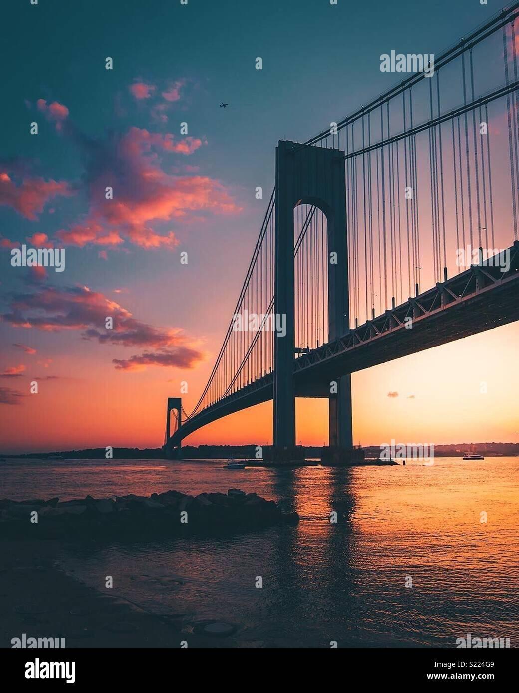 GoldenGate Bridge - SF California - Stock Image
