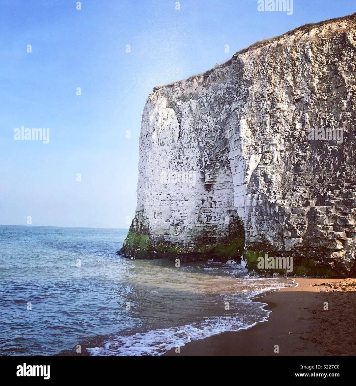 Beautiful Botany Bay in Kent - Stock Image