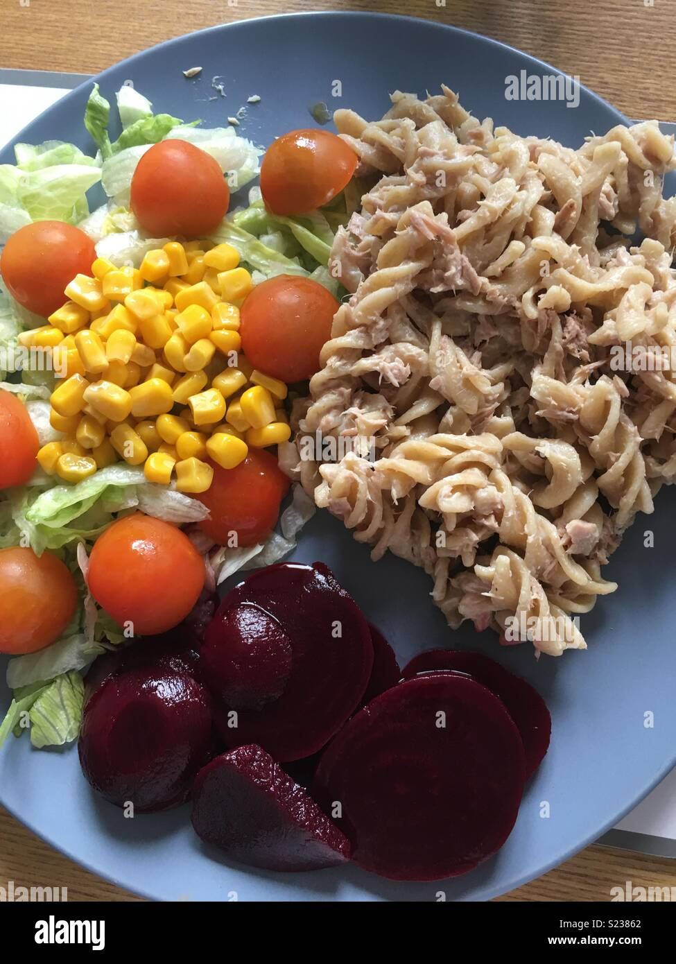 Slimming World Friendly Lunch - Stock Image